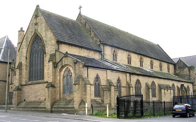 St Patricks Church, Bradford