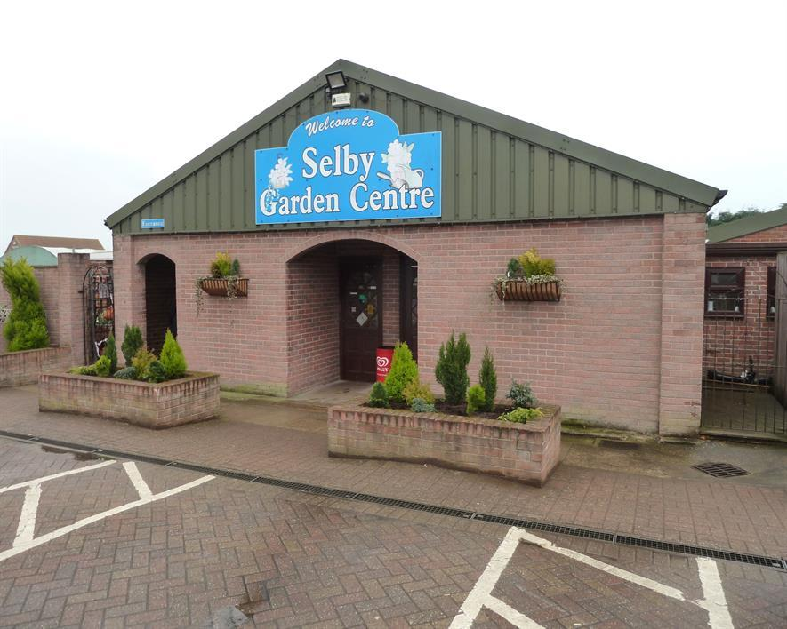 Selby Garden Centre – Completed June 2020