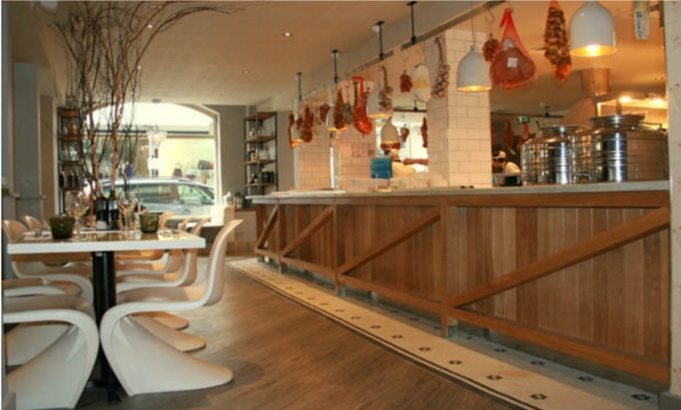 Zizzi's Restaurant, Harrogate